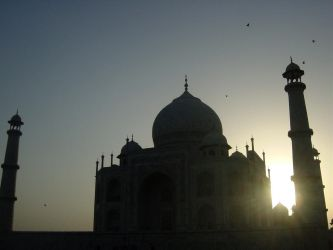 Taj Mahal by LeoNeves