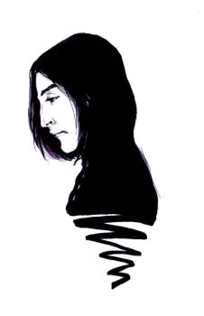 Severus Snape by storytellersdaughter
