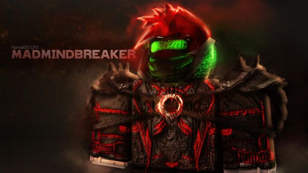 a Roblox GFX by nanda000 for MadMindBreaker again by NandaMC