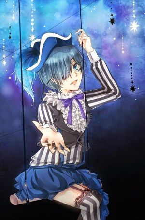 Book Of Circus (Ciel x Reader Part 1) by CreateThings on DeviantArt