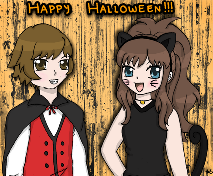 Halloween 2010 by Crayon-Dust