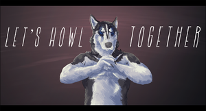 Let's Howl Together by Edrakan