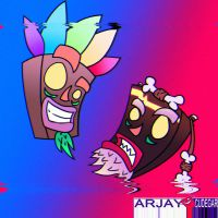 The Aku Uka Brothers by Cudegar