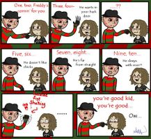 Freddy prt 1 by audreyboo222