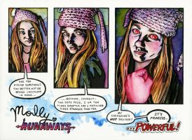 My Favorite Superhero: Molly Hayes by jbrenthill