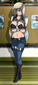 Fairy Tail: Syrena Appears by Tyron91