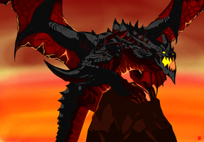 Deathwing by BassMS