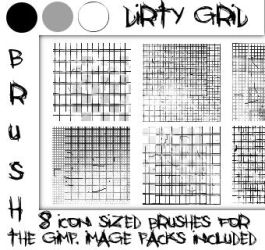 Dirty Grid by stainlessstars