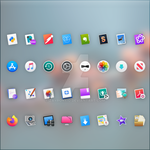 Os Catalina Icons by zayronXIO