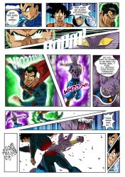 Page74 - Son Goku and Superman 2 by Einstein001