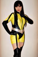 Silk Spectre II on Cosmode 29 by chenmeicai