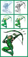 Green Arrow - Process by GreenArrow