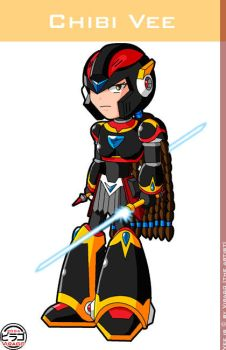 Old - MMX - Chibi Vee by virago-rs