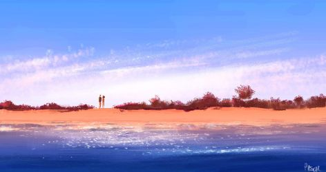 The Getaway by PascalCampion