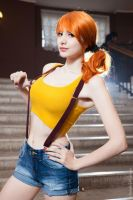 Pokemon - Misty by Mari-Evans