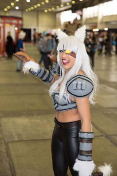 Rengar Female version by DrossLoveYaoi