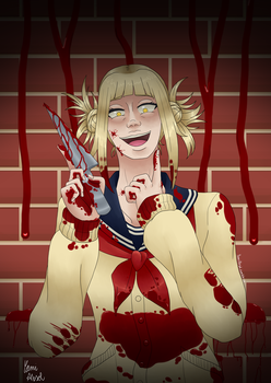 Toga TW: Blood + Knives by Blixt4