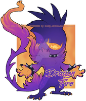Brites! Auction || Dragon Fire [CLOSED] by b4dly-dr4wn