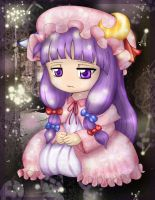 'Patchouli' by JulikXGirl