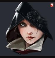 Evie Frye [AC Syndicate] by Layerx3
