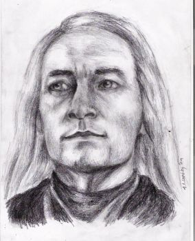 Lucius Malfoy by Green-Dragoons