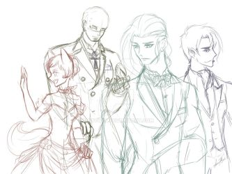 Red Carpet WIP by MayCyan