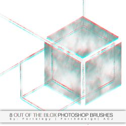 Out of the Blox Brush Pack by Fortelegy