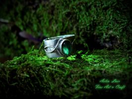 Calen ant o uir  Green gift of eternity 2 by Gwillieth