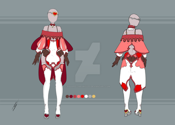 Adoptable - Outfit 7 SOLD by Asgard-Chronicles