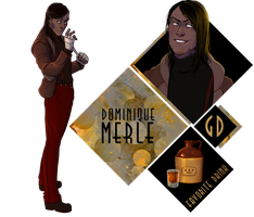 GD - Dominique Merle by Niladhevan