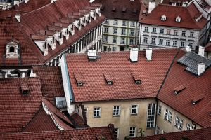 Rooftops 2 HDR by almiller