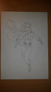 Powergirl by Ageto