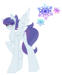 Miss Frost by SpaazleDazzle
