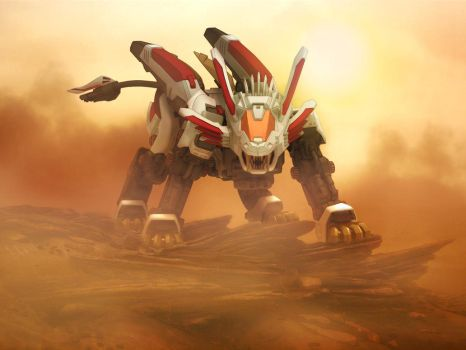 Blade Liger Mirage by LightDragon777