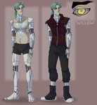 Willow Redesign by NEOmi-triX