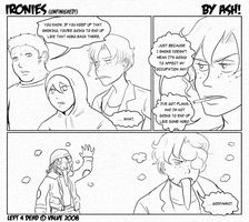 Left 4 Dead Scrap: Ironies by ashcomics