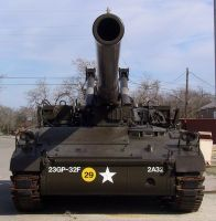 Fort Sill Tanks 13 by Falln-Stock