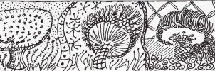Zentangle Bookmark 5 by angelstar22
