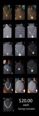 Autobot, Decepticon Necklaces for sale by BDixonarts