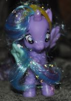 Luna My Little Pony by QueenAnneka