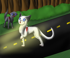 Snowfur's Death by SuicuneNorth