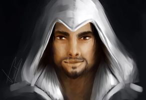 Ezio Auditore by little-shiny-thing