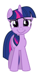 Vector: Twilight Sparkle 100 by EStories