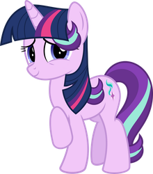 MLP Vector - Starlight Sparkle by jhayarr23