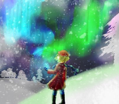 Northern Lights by Pheon123