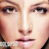 gold psd by timetosmile