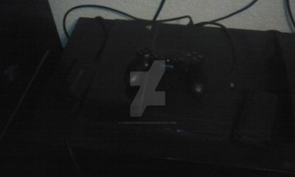 My PS4 Console by CureCrysisAlex