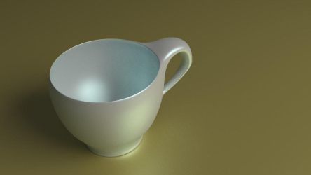 Teacup Render  2014-03-23 by Sainte-Vincient