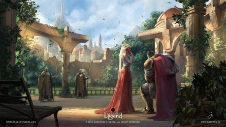 Endless Legend by gerezon