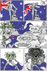 Fight with SPI pg. 2 by squidbunny